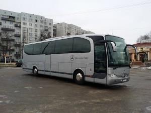 autobusa īre Baltijā un Latvijā
