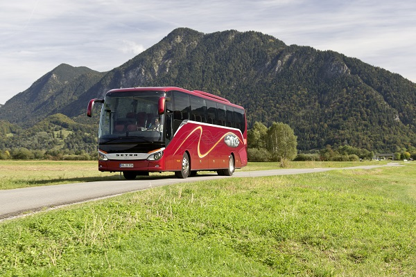 Autobusu noma Rīgā