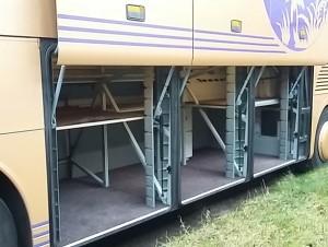 Autobusa noma ar šoferi