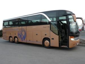 Autobusu noma Baltijā